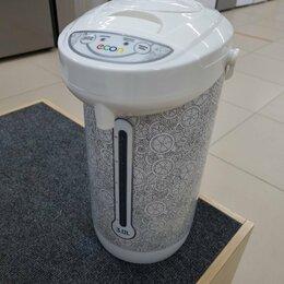 Электрочайники и термопоты - Термопот Econ ECO-301TP, 0