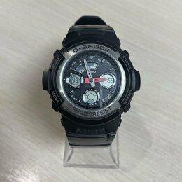Наручные часы - Наручные часы CASIO G-Shock AW-590, 0