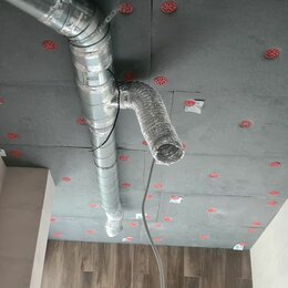 Ремонт и монтаж товаров - Услуги по монтажу вентиляции, 0