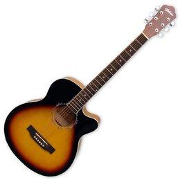Акустические и классические гитары - Solista SO-4010 3TS (BS) Гитара акустическая 40, цвет санберст, 0