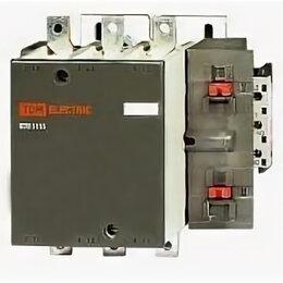 Пускатели, контакторы и аксессуары - Контактор TDM SQ0710-0001 ктн-5115 115 А 230 В, 0