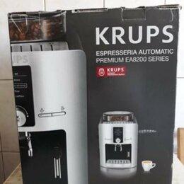 Кофеварки и кофемашины - Кофемашина KRUPS EA8200, 0