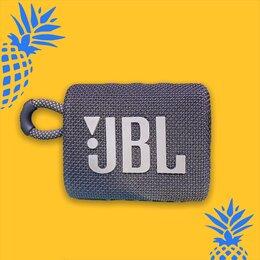 Портативная акустика - Колонка JBL GO3, 0