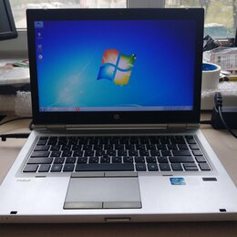 Ноутбуки - Ноутбук HP 8460p i5 2520/4 gb DDR3/intel HD, 0