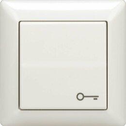 Товары для электромонтажа - Кнопка врезная EFF-EFF 1011, 0
