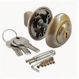 Защелки и завертки - Завертки сантехнические Rucetti MH-CYL AB/9010935, 0
