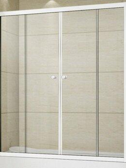 Шторы и карнизы - Шторка Cezares RELAX-VF-2-150/145-C-Bi на ванну…, 0