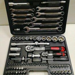 Наборы инструментов и оснастки - Набор инструмента 82 предмета Baum Auto, 0