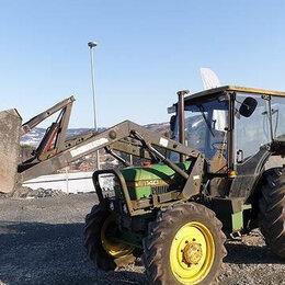 Спецтехника и навесное оборудование - Трактор John Deere 1140 , 0
