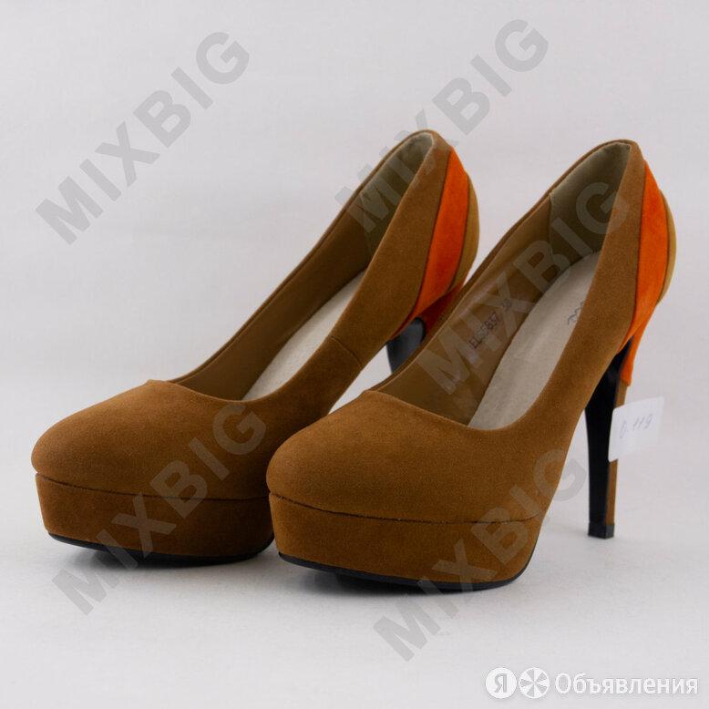 Туфли женские ELS5837 по цене 499₽ - Туфли, фото 0