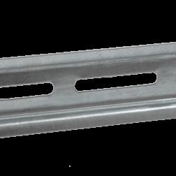 Фасадные панели - DIN-рейка оцинкованная 60см IEK, 0