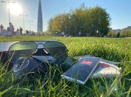 Очки и аксессуары - Солнцезащитные очки Ray Ban Aviator (новые), 0