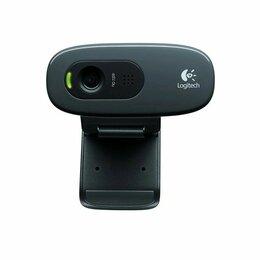 Веб-камеры - Веб-камера Logitech HD C270, 0