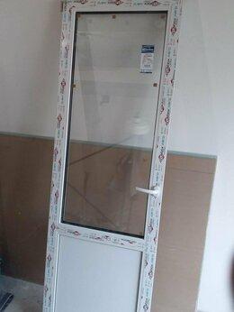 Окна - Продаю балконную пластиковую дверь, 0