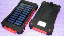 Универсальные внешние аккумуляторы - Универсальный внешний аккумулятор Solar Charger…, 0