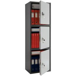Шкафы для документов - Шкаф бухгалтерский Aiko SL-150/3Т, 1490*460*340,…, 0