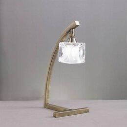 Настольные лампы и светильники - 0994 Настольная лампа Mantra CUADRAX, 0