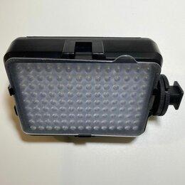 Осветительное оборудование - Накамерный светодиодный светильник led-126, 0