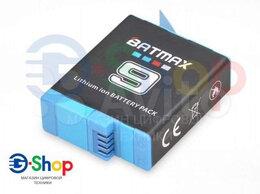 Аксессуары для экшн-камер - Аккумулятор GoPro 9 Batmax 1780mAh, 0