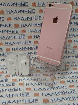 Мобильные телефоны - Apple iPhone 6s 32GB Rose Gold, 0