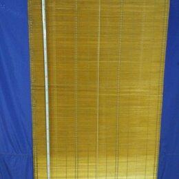Шторы - Деревянная роллоштора 163*99 см, 0
