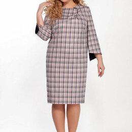 Платья - Платье 991-1 LAKONA синее с розовой пудрой Модель: 991-1, 0