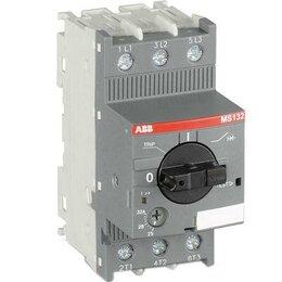Прочие комплектующие - Выключатель автоматический для защиты двигателя 32А 25кА MS132-32 ABB 1S..., 0
