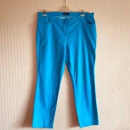 Брюки - Frank Walder 52 (46de) Германия летние женские  брюки хлопок 100%, 0