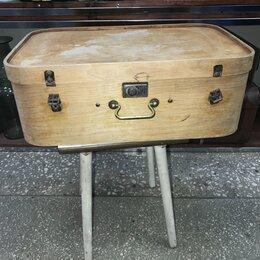 Корзины, коробки и контейнеры - Антикварный ящик для одежды Лютерма. Царизм. Гнутая фанера , 0