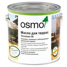 Масла и воск - Масла для террас Osmo, 0