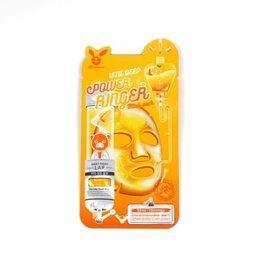 Антивозрастная косметика - Тканевая маска для лица ELIZAVECCA Deep Power…, 0