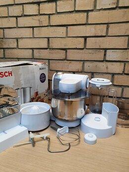 Кухонные комбайны и измельчители - Кухонный комбайн Bosch MUM4880, 0