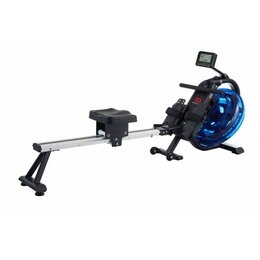 Гребные тренажеры - Гребной тренажер CardioPower RW550, 0