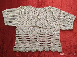 Блузки и кофточки - Кофта вязанная, 0