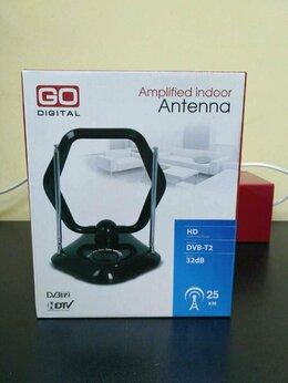 Антенны - Антенна комнатная, активная GoDigitalAV2530, 0