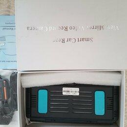 Видеорегистраторы - Видеорегистратор Smart Car Rear Mirror Video Record Camera, 0