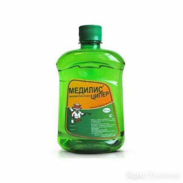 Медилис-ЦИПЕР 500мл по цене 2490₽ - Средства от насекомых, фото 0
