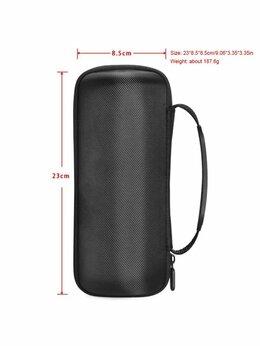 Аксессуары для наушников и гарнитур - Чехол Eva Case Travel Carrying Storage Bag для аку, 0