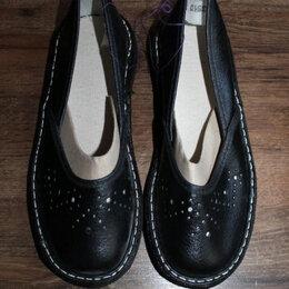 """Балетки, туфли - Новая детская обувь из натуральной кожи """"Скороход"""", 0"""