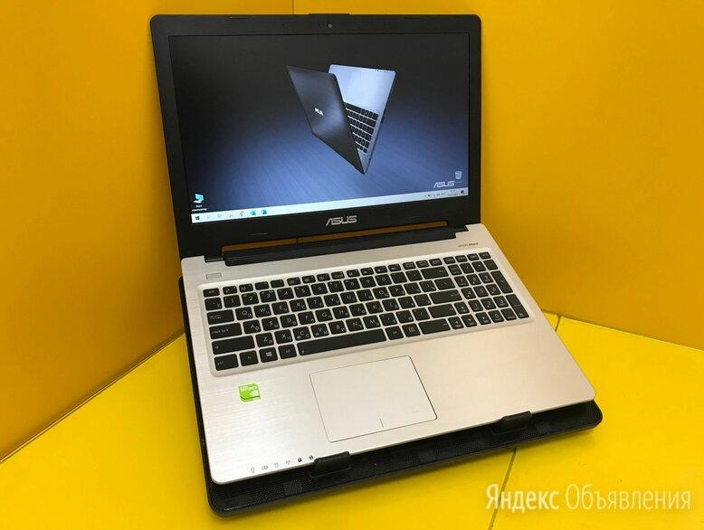 Ноутбук Asus/Мощнейший/Металлический по цене 25900₽ - Ноутбуки, фото 0