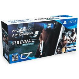 Игры для приставок и ПК - Sony Firewall Zero Hour + Контроллер прицеливания PlayStation VR Aim Controll..., 0