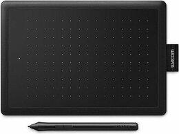 Графические планшеты - Графический планшет One by Wacom small (CTL-472-N), 0