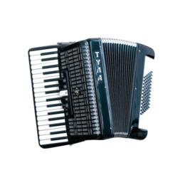 Аккордеоны, баяны, гармони - Аккордеон А-3 Тула 34х72- III-5/2 3-х голосный с готовым аккомпанементом, 0