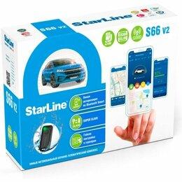 Система безопасности  - Автосигнализация STARLINE S66 V2 BT 2CAN+4LIN…, 0
