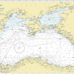 Парусные суда - Морские маршрутные карты Черного и Азовского морей, 0