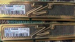 Модули памяти - DDR3 4GB (OCZ, Corsair), DDR2 2GB, DDR1 512MB, 0