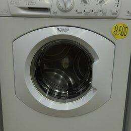 Стиральные машины - Hotpoint ariston стиральная машинка (5кг), 0