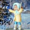 авторская ватная игрушка на ёлку ,ручной работы по цене 1400₽ - Новогодние фигурки и сувениры, фото 1