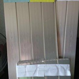 Витрины -  Экономпанель ПВХ пластиковая серебристая, 0