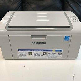 Принтеры, сканеры и МФУ - Принтер лазерный Samsung ML-2165, 0